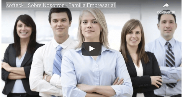 video familia empresarial de softeck