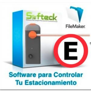 Software de Estacionamiento de Softeck